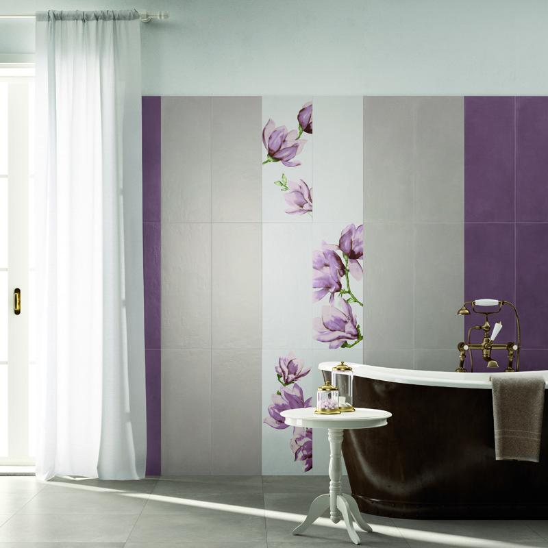 Bagni viola dettaglio immagine mobile arredo bagno - Mobile bagno viola ...